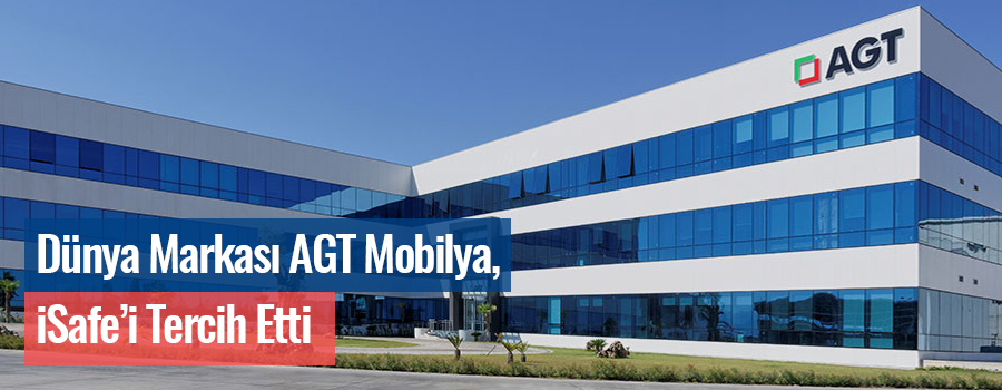AGT Mobilya - iSafe Hotspot